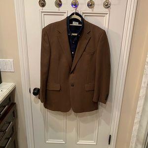 Men's Brown Sport Jacket.